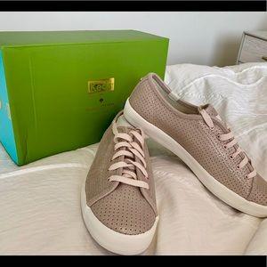 Keds x Kate Spade Rose Gold Kickstart Shoes 8.5